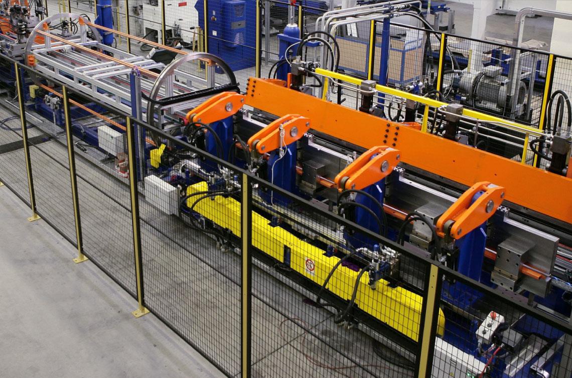 Snaigė moderni gamyba