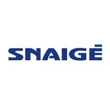 Snaige logo kur isigyti